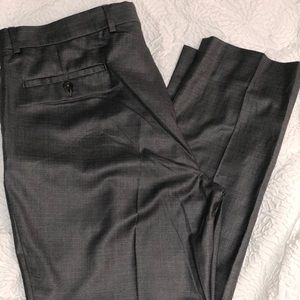 Kenneth Cole Reaction Gray Pants 37W 32L